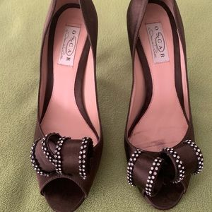 Beautiful Peep Toe Dress Shoe